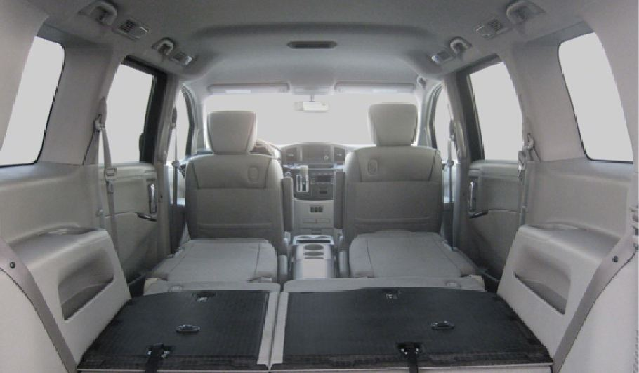 Nissan Quest Load Floor Dimensions